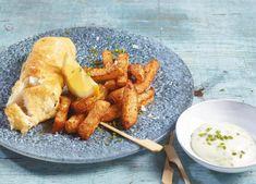 Fish and Chips Rezept - [ESSEN UND TRINKEN]