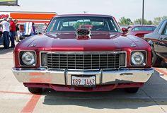 1972 Chevrolet Monte Carlo Coupe w/ 454 CID V8