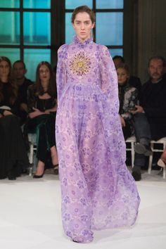 Giambattista Valli | Couture Spring 2017 | Paris – Módní dny