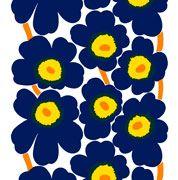 Home Decor: Unikko cotton fabric Textile Prints, Textile Design, Fabric Design, Pattern Design, Modest Costumes, Marimekko Fabric, Scandinavia Design, Sharpie Crafts, Cool Wallpaper