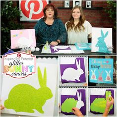 Allred Design Blog: Inspired by Pinterest: Easter Project Round Up