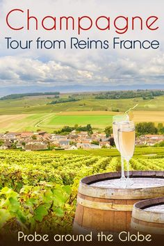 Best Way To Safeguard Your Investment Decision - RV Insurance Policies A Champagne Tasting Trip Is A Great Way To Explore The Best Of The Champagne Region. Peruse What To Expect On A Champagne Tour From Reims France And How To Find The Best Ones. Europe Travel Guide, France Travel, Backpacking Europe, Travel Guides, European Destination, European Travel, Strasbourg, Cool Places To Visit, Places To Travel