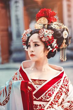 The Empress of China - Chie Lady(Chie.Lady) Original character Cosplay Photo - WorldCosplay                                                                                                                                                                                 More