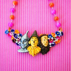 http://www.etsy.com/listing/70316106/on-sale-wizard-of-oz-lion-scarecrow-and