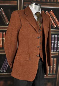 ginger harris tweed wc and jacket