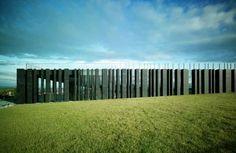 Giants Causeway Ireland - Visitor Centre Building | e-architect