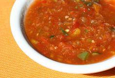 The Sunny Gourmet: Paleo Gazpacho