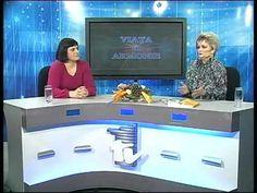 Niculina Gheorghita la Viata in armonie, TV februarie 2012 (par. Wake Up, Inspirational, Tv, Blog, Television Set, Blogging, Television