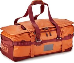 b12a510e9 Carry gear your way with the REI Co-op Big Haul 60 duffel