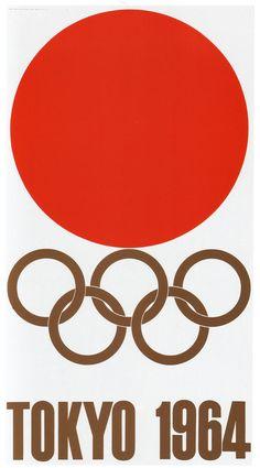 Tokyo 1964 by Yusaku Kamekura