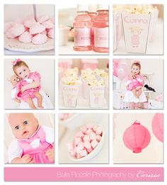 baby dolly party