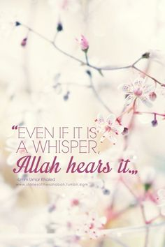 Daily Dose of Deen: Communicating with Allah - The Muslim Girl Islamic Quotes, Islamic Inspirational Quotes, Muslim Quotes, Religious Quotes, Islamic Teachings, Islamic Art, Allah Quotes, Quran Quotes, Qoutes