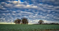 This week's #MySundayPhoto was taken on an early morning this past week. Even thought it's blooming cold the Winter does product some amazing skies and cloud patterns.  This photo was the merging of 3 different photos to create a HDR photo and then run through some software called #AuroraHDR to create this final picture.  #Sussex #Clouds #cloudporn #sky #landscape #patterns @macphun @treyratcliff #nature #beautiful #pretty  #sunrise #blue #tree #beauty #light #skylovers #weather #day…