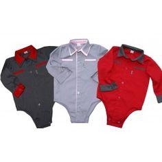 Bodo-koszule, koszule dla dzieci, koszule dla chłopców w formie body. http://grusie.com.pl