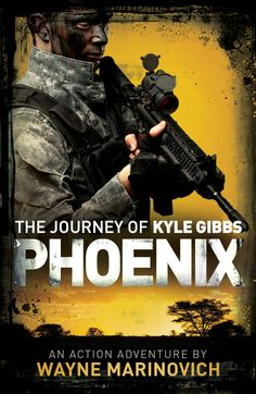 Book 2 in the Kyle Gibbs series - PHOENIX -   It's 2028 and the world's major cities have been flooded by a three metre rise in sea-level following a catastrophic climate change event.  Kyle Gibbs escapes from a prison ship in a bid to track down members of the new global government responsible for him and his team's false incarceration... More on  www.wmarinovichbooks.com