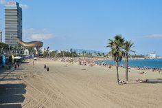 Platja de la Barceloneta (Barceloneta Beach)