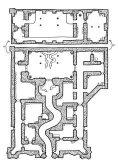 Temple of the Snake (no grid)