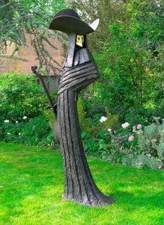 Скульптор из Шотландии Philip Jackson (Филип Джексон). - Все интересное в искусстве и не только.