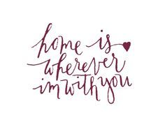 home is wherever i'm with you - Pesquisa Google