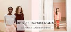 Stockverkoop en opendeur bij Manufactuur -- Merelbeke -- 06/10-08/10