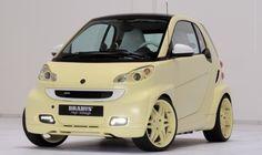 smart car Brabus High Voltage