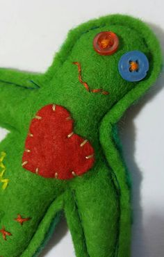 This item is unavailable Button Eyes, Heart Button, Felt Keyring, True Colors, Hand Sewn, Hanging Out, Sale Items, Keys, Dinosaur Stuffed Animal