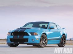 2013 Shelby GT 500 650Hp 200Mph straight from the factory with a $54,200 price tag.