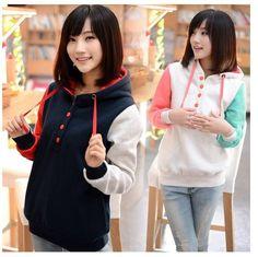 2017 Women's Sweatshirts Autumn Winter Outerwear Ladies Coats Women Pullovers Jacket Clothes For All-purpose Joker Sudaderas
