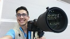 Joven Reportero de Guatemala Diego Melendreras