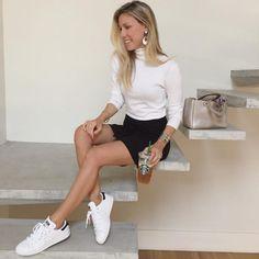 look white sneaker | tênis branco