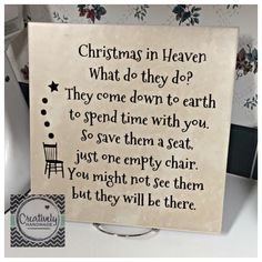 christmas in heaven tile christmas in heaven what do they do they come down