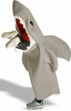 Spectacular time starts with Lil' Man-Eating Shark Child Costume. Create some impressive moments with Shark Party Costumes for Halloween at ToyHo. Funny Kid Costumes, Shark Costumes, Food Costumes, Costume Ideas, Party Costumes, Clever Costumes, Awesome Costumes, Teen Costumes, Unique Costumes