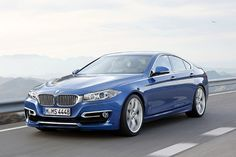 BMW 4 Series Gran Coupe - Coming in 2015
