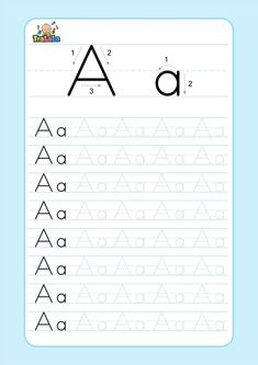 Tracing Worksheets for Kids. 20 Tracing Worksheets for Kids. Preschool Tracing Lines Worksheets Image Search Results Alphabet Writing Practice, Writing Practice Worksheets, Kindergarten Worksheets, Alphabet Letters To Print, Kids Worksheets, Homeschool Kindergarten, Letter Writing, Printable Alphabet Worksheets, Alphabet Tracing Worksheets