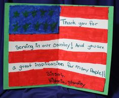 """15 tear-worthy """"Thank You"""" notes to soldiers... written by complete strangers. – Page 3 of 15"""