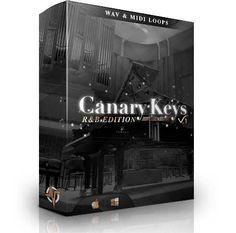 "Canary Keys Vol.1 RnB Edition WAV MiDi P2P | Jan 31 2016 | 65.20 MB Canary Keys Volume One : R&B Edition"". This Loopkit is packed with 25 R&B Chor"