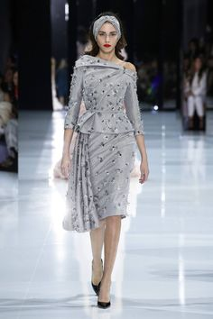 Scroll down to see our favourite looks from Ralph&Russo's Spring 2018 Couture collection!