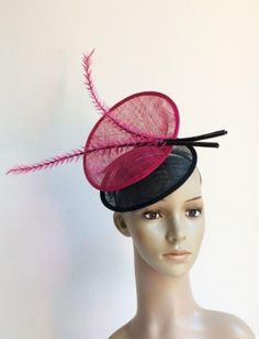 Fascinators Direct are offering special occasion and race hat fascinators  at affordable price in Australia. 6959abad69f
