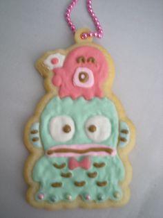 Hangyodon cookies