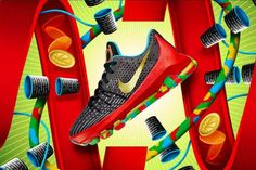 9ece36789b0 Nike Kd8 Kids (Money Ball) - Sneaker Freaker