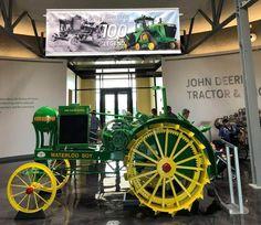 100 Years of John Deere - Waterloo Celebrates!