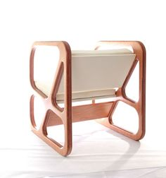 chairs Obivan Modern Armchair by Naif Design Chair Design, Furniture Design, Coffee Table Furniture, Modern Armchair, Cool Chairs, Wood And Metal, Decoration, Wood Crafts, Vintage