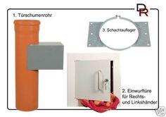 Wäscherutsche/Wäscheschacht/Wäscheabwurf/Wäscheabwurfschacht/Set/ 30298 in Heimwerker, Gebäudebausätze, Sonstige | eBay