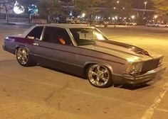 This is one my favorite G Bodies. I love the stance. Cool Pools, Awesome Pools, Chevrolet Malibu, Chevrolet Chevelle, Drag Cars, General Motors, Old Trucks, Custom Cars, Muscle Cars