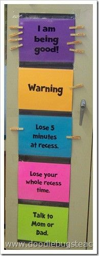 I want to tweak this behavior chart for home! More #homedaycare