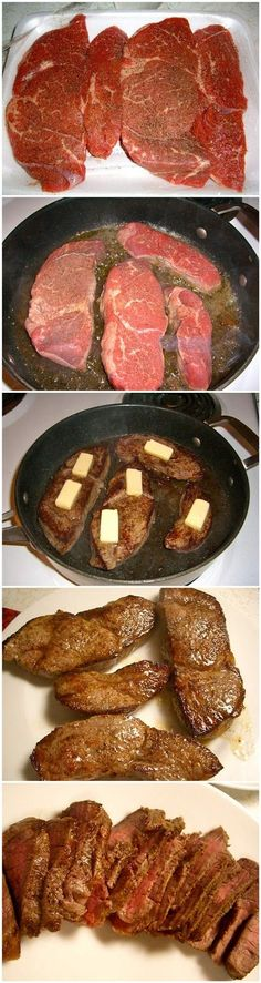 The Best Steak Ever