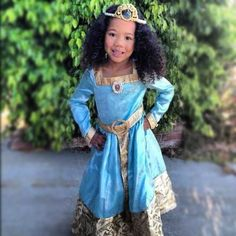 Costume party, Merida from Brave