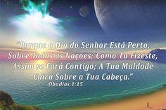 Obadias 1 - Os Pecados e o Castigo de Edom