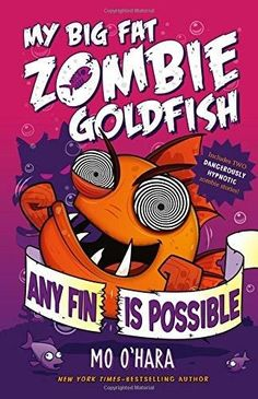 Any Fin Is Possible My Big Fat Zombie Goldfish