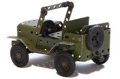 Meccano Jeep